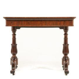 vintage sofa table. English William IV Mahogany Writing Table FB-1155 Vintage Sofa