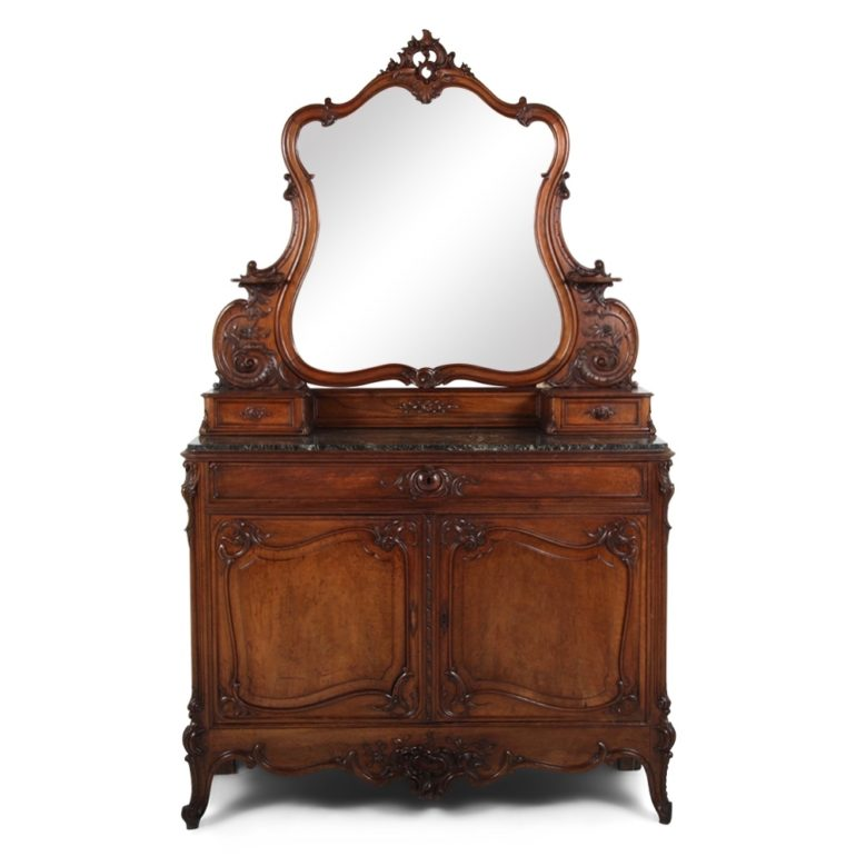French Louis Xv Dresser Fc 1281a Antique Warehouse