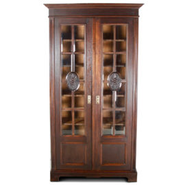 Belgian Arts And Crafts Bookcase FD 1348B